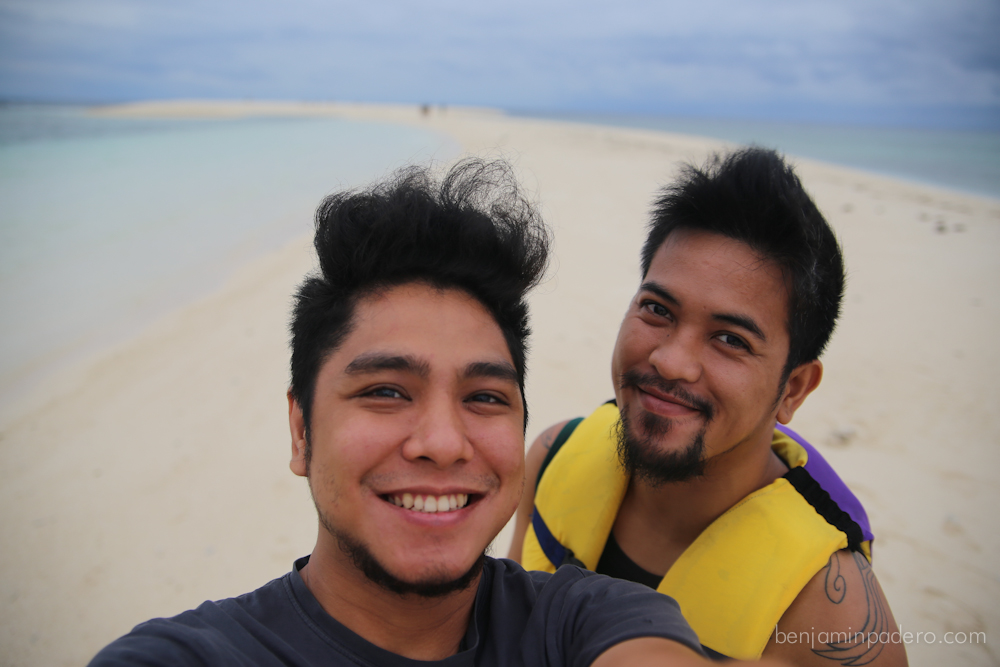 carlo and me white island