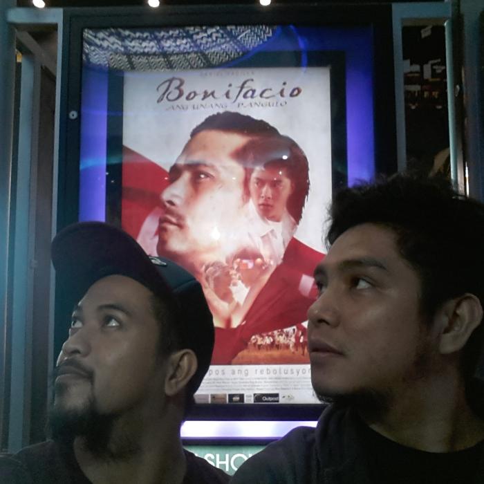 bonifacio ang unang pangulo full movie clear copy