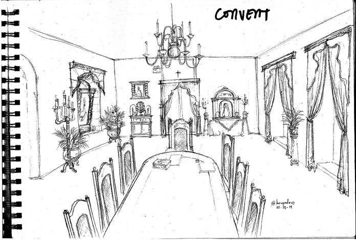 SEQ 009 convent design